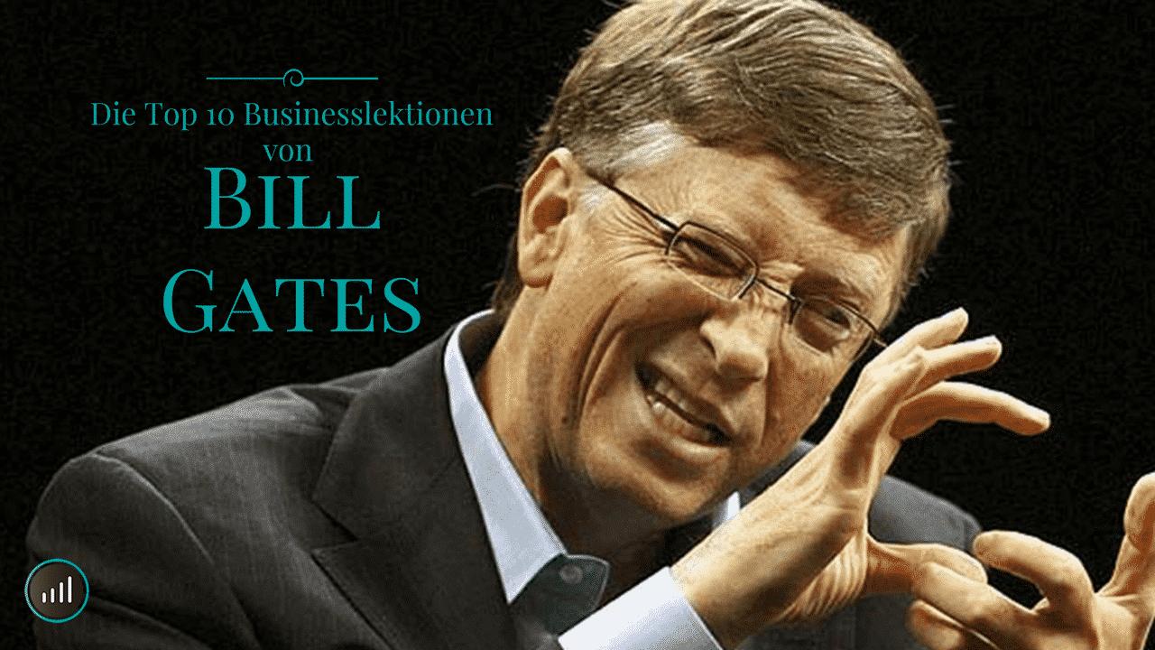 Bill Gates Business